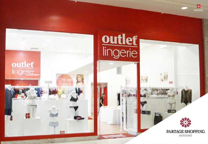 Outlet Lingerie - Partage Shoping Mossoró e949ee1a4f4