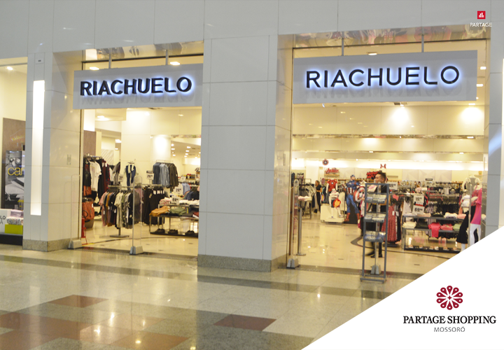 ee9c38720 Riachuelo - Partage Shoping Mossoró